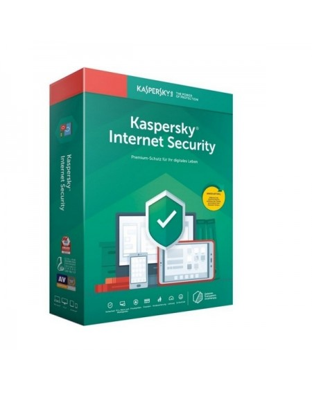 Antivirus Maison Kaspersky Internet Security MD 2019 (10 Appareils)