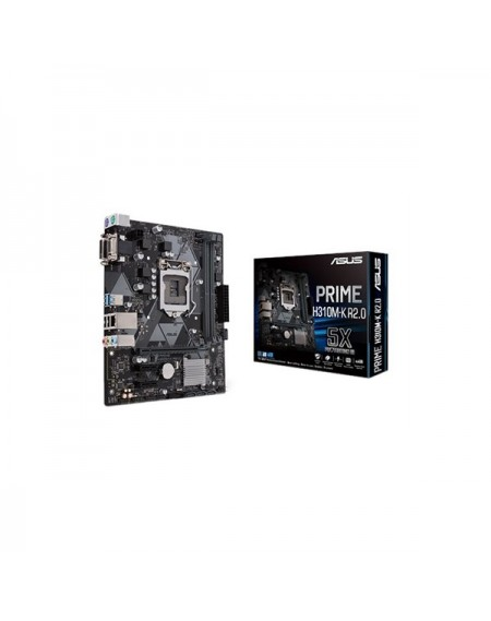 Carte Mère Asus H310M-K mATX DDR4 LGA1151