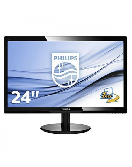 "Philips 246V5LHAB Moniteur 24"" Led 16:9 5ms MM HDMI"