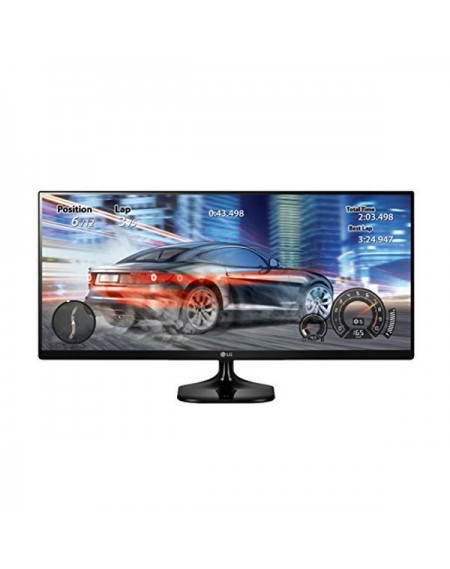 "LG 25UM58-P Moniteur LED 25"" IPS FHD 21:9 5ms HDMI"