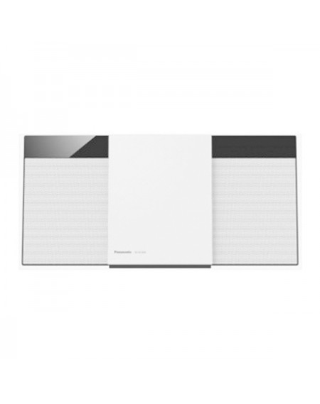 Mini Hifi Panasonic SCHC300EGW HiFi Bluetooth 20W Blanc