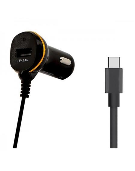 Chargeur de voiture Ref. 138246 USB Noir