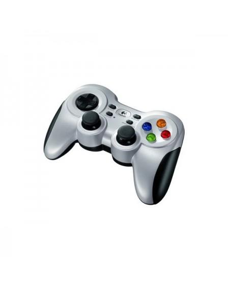 Commande Gaming Sans Fil Logitech PC-F710 2.4 GHz Gris