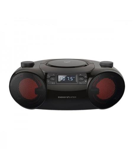 Radio-CD Bluetooth MP3 Energy Sistem Boombox 6 12W Noir