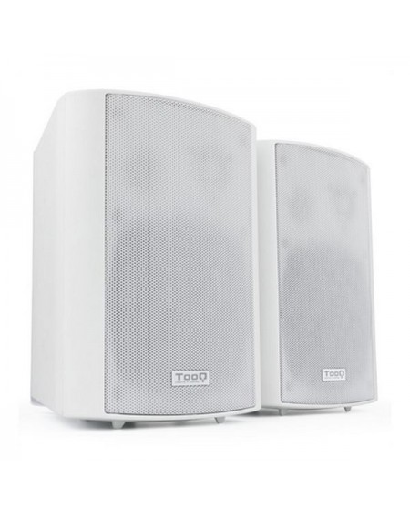 Haut-parleurs multimedia TooQ TQOWS-01W 60W Blanc