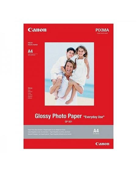 Papier Photo Glacé Canon GP-501 (20 Feuilles)