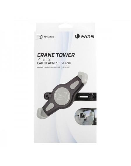 Support de tablette 360º NGS Crane Tower Noir