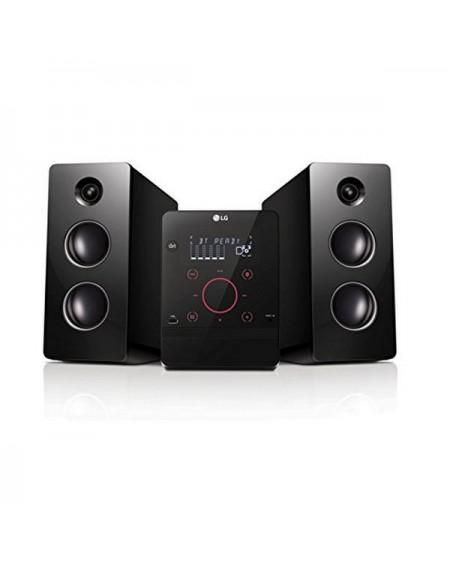 Hi-fi LG CM2760 Bluetooth 160W Noir