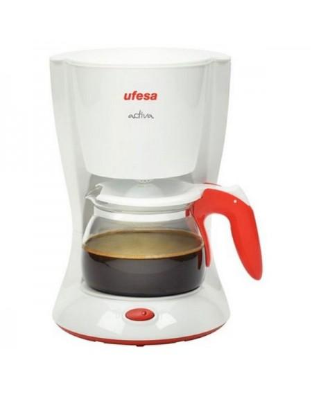Cafetière goutte à goutte UFESA CG7213 600W Blanc