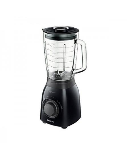 Bol mixeur Philips HR2173/90 Viva Collection 2 L 600W Noir