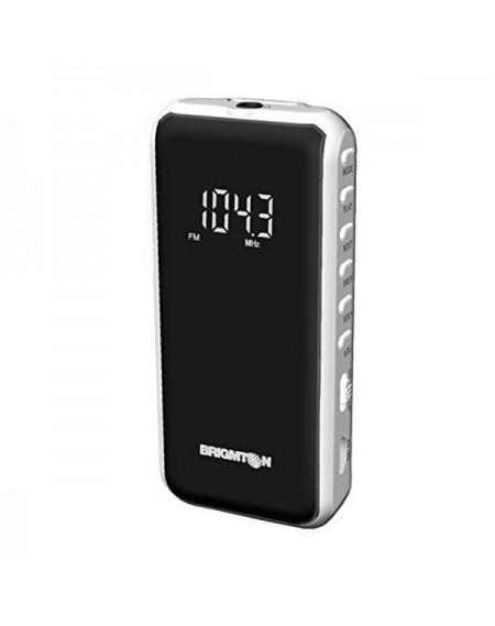 Radio numérique portable BRIGMTON BT124