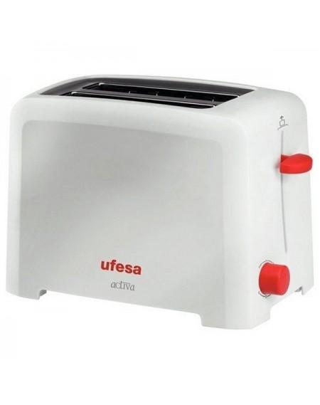 Grille-pain UFESA TT7360 Activa 900W Blanc