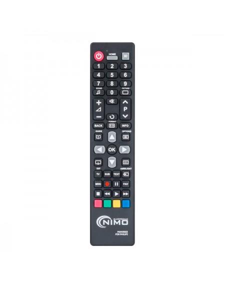 Télécommande Universelle pour Philips NIMO MAN3022 Marron