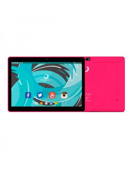 "Tablette BRIGMTON BTPC-1019QC 10"" 16 GB Wifi Quad Core Rouge"