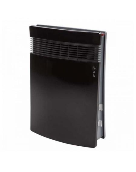 Chauffage Vertical S&P TL-40 1800W Noir