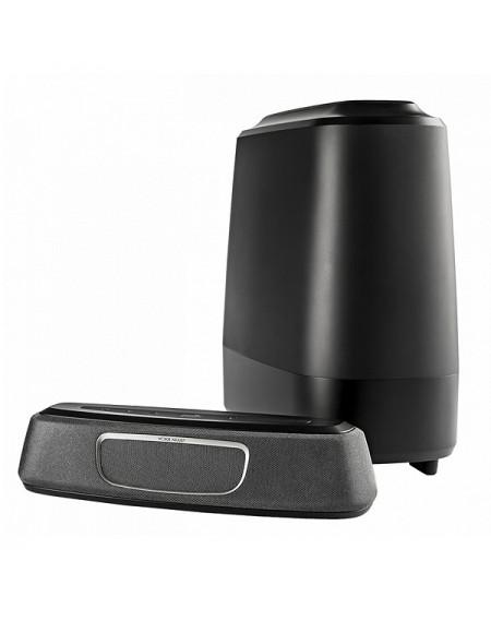 Barre de Son Sans Fil Polk MAGNIFI MINI Bluetooth 300W Noir