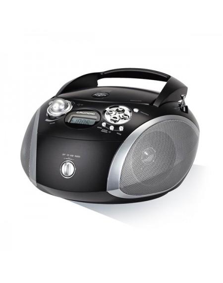 Radio CD Grundig GDP6330 USB 2.0 MP3 Noir