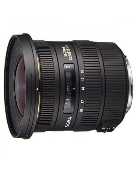 Objectif Sigma 10-20 mm F 3.5 EX DC HSM