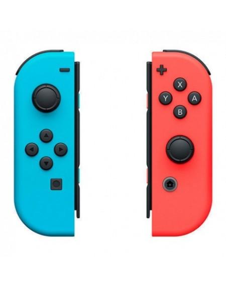 Manette de jeu sans fil Nintendo Joy-Con Bleu Rouge