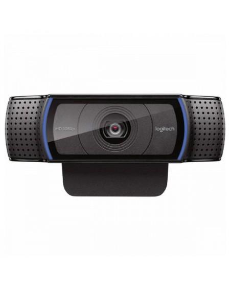 Webcam Logitech C920 15 Mpx Full HD Noir