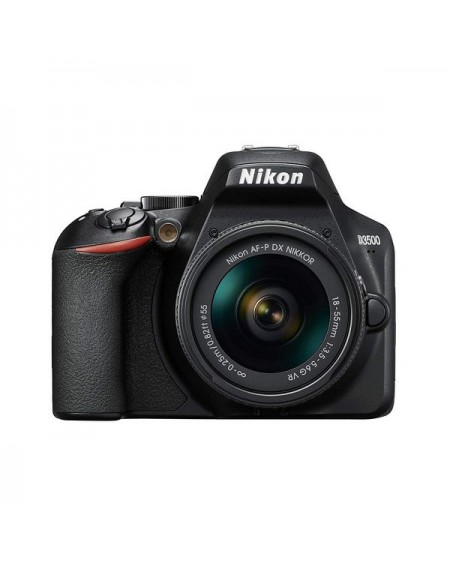 Appareil Photo Reflex Nikon D3500 24,2 MP Full HD SD Bluetooth Noir