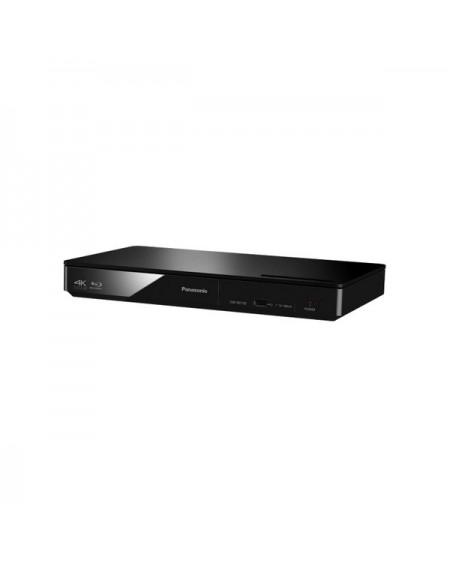 Lecteur de DVD Blu-ray Panasonic Corp. DMP-BDT180EG LAN 4K Noir
