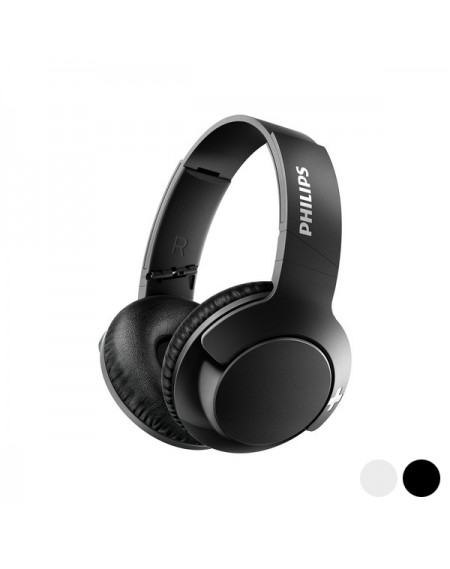 Casque Écouteurs Pliables avec Bluetooth Philips SHB-3175/00 USB BASS+ 40 mW