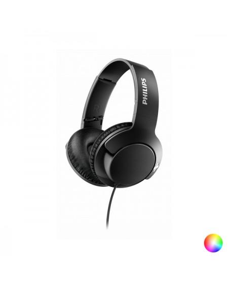 Casques avec Microphone Philips SHL3175/00 BASS+ 40 mW (3.5 mm)