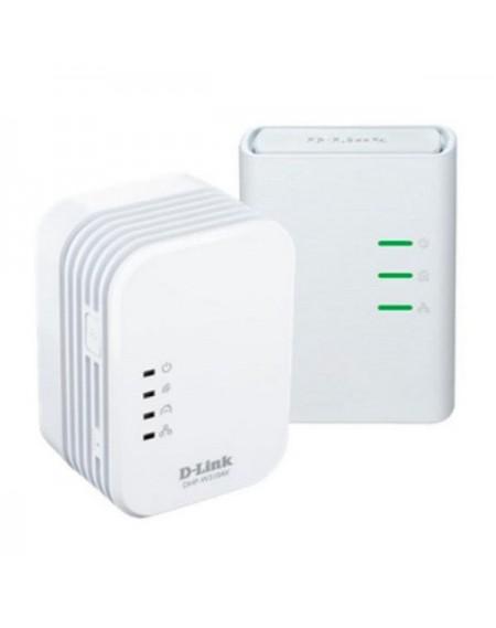 Adaptateur PLC Wifi D-Link DHP-W311AV 300 Mbps Blanc