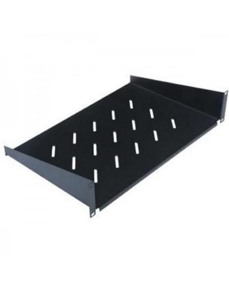 Plateau Fixe pour Armoire Rack WP WPN-AFS-21030- 1 U 300 mm Noir