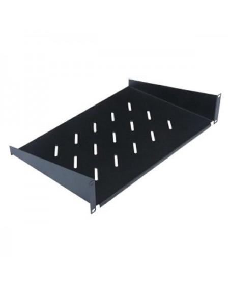 Plateau Fixe pour Armoire Rack WP WPN-AFS-21035- 1 U 350 mm Noir