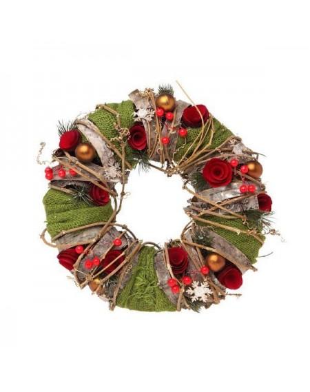 Couronne de Noël Christmas Planet 7714 35 cm
