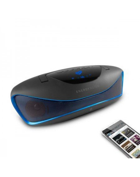 Boîte de music bluetooth Energy Sistem 396948 BZ6 MP3+FM+USB Noir Bleu