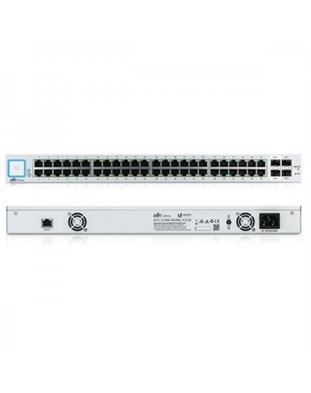 Commutateur Réseau Armoire UBIQUITI US-48 48xGB 2xSFP 2xSFP+