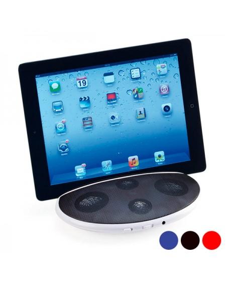 Haut-parleur avec Support pour Téléphone Portable ou Tablette 2W 143745