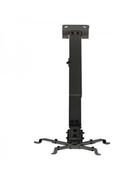 Support de Toit Inclinable pour Projecteur TooQ PJ2012T 20kg 13 - 65 cm -15º/+15º Noir