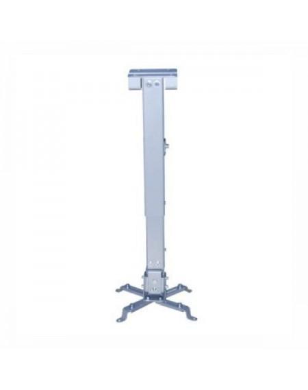 Support de Toit Inclinable pour Projecteur TooQ PJ2012T 20kg 13 - 65 cm -15º/+15º Argent