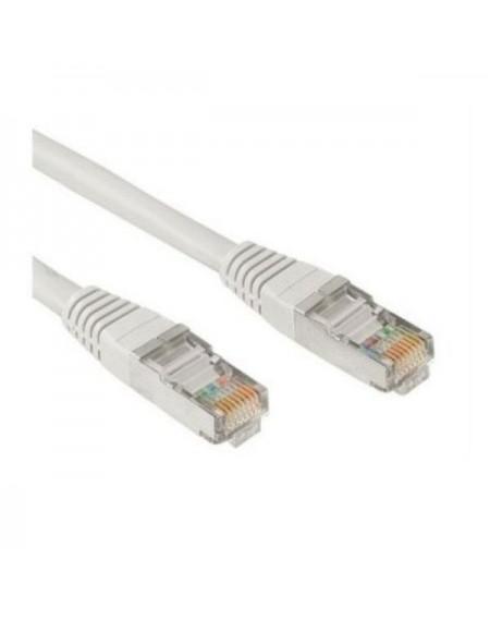 Câble Catégorie 6 UTP NANOCABLE 10.20.0400 0,5 m Gris