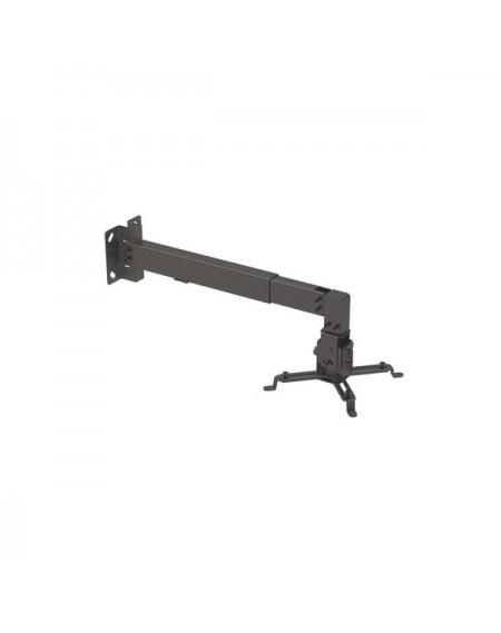 Support de Toit Inclinable pour Projecteur TooQ PJ4012WT–B -15º / +15º 20 kg Noir