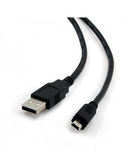 Câble USB 2.0 A vers Mini USB B iggual PSICCP-USB2-AM 1,8 m Noir