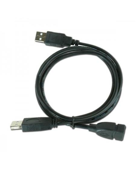 Câble Rallonge à Double USB iggual IGG312049 0,9 m