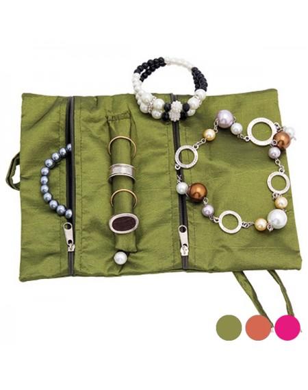 Boîte à Bijoux Pliable en Polyester 147070