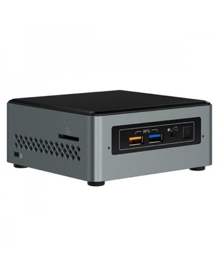 Mini PC Intel NUC6CAYH Celeron J3455 DDR3L Gris
