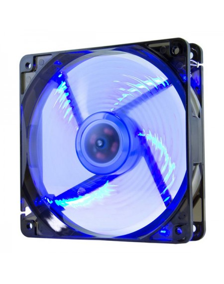 Ventillateur de cabine NOX NXCFAN120LBL Cool Fan 12 cm LED Bleu
