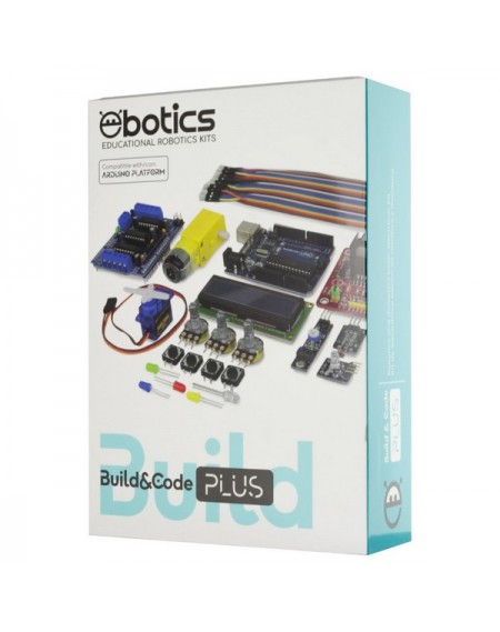 Kit Électronique Build & Code Plus
