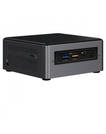 Mini PC Intel NUC7I5BNH i5-7260U DDR4 Noir