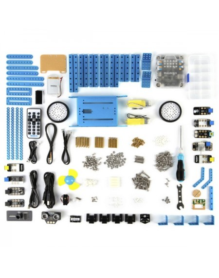 Kit Robotique Robot Science MAKEBLOCK