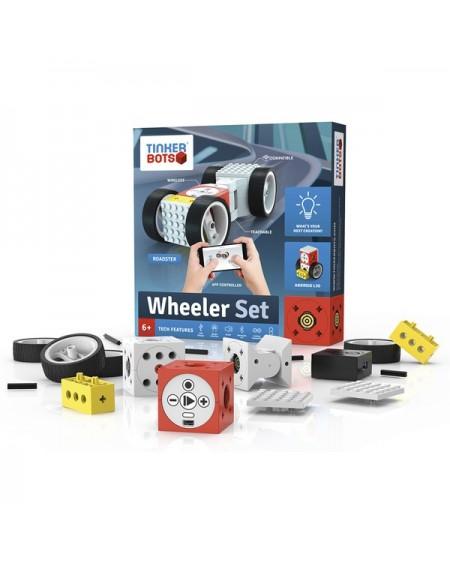 Kit Robotique Wheeler Tinkerbots