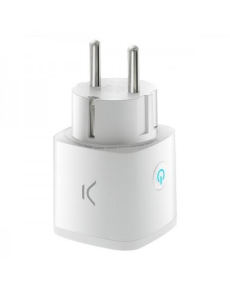 Prise Intelligente Smart Energy Mini WIFI 250V Blanc