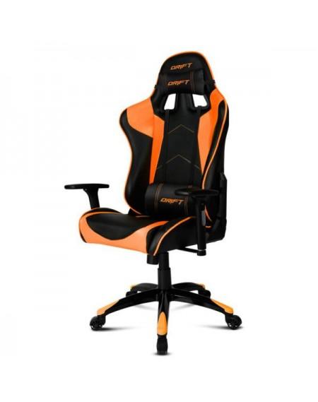 Chaise de jeu DRIFT DR300BO 90-160º Mousse Noir Orange